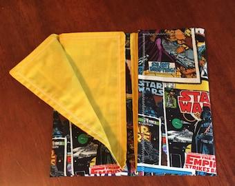 Men's Handkerchief (Star Wars/Yellow)