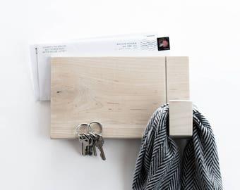 Wall rack -Maple