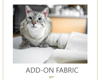 The Cat Mod - Additional Fabric
