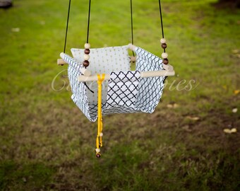 Baby Fabric Swing. Outdoor/Indoor Baby/Toddler Swing.