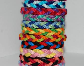 Braided Friendship Bracelet