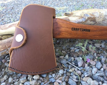 Leather Hatchet or Axe Cover