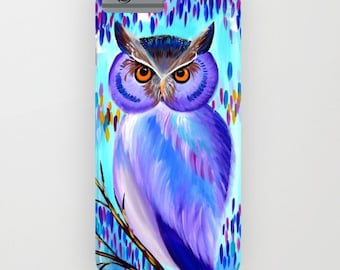 owl phone case, owl phone cover, owl phone cases, owl print, owl prints, purple phone case, purple phone cover, owl cover for iphone, cases