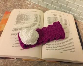 Baby Crochet Head Band 0-3 Months