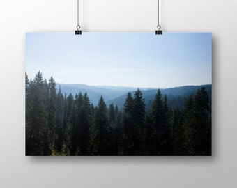 minimalist forest | etsy