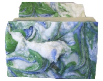 Eucalyptus, Rosemary & Peppermint Handmade Soap  - Natural Soap  - Specialty Soap