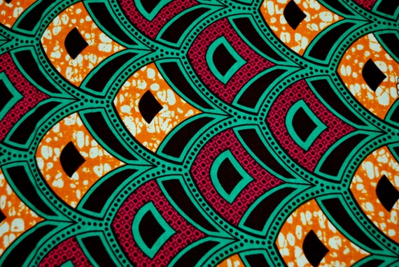 Famoso Tessuti Africani/Tessuti e Stoffe/Stoffa Etnica/Tela Africana  LE15