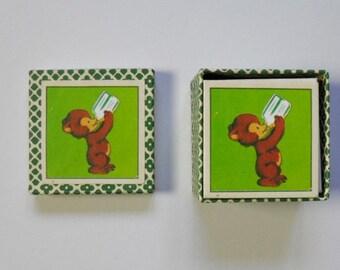 memory game  little animal children matching game