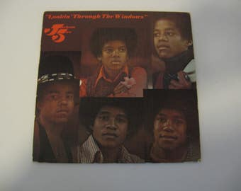 Jackson 5ive - Lookin Through The Windows - Circa 1972