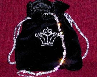 Jewelry Pouch - Black