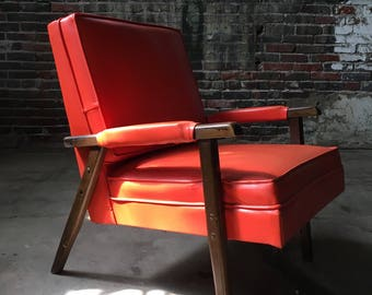 Mid century modern lounge chair mid century arm chair mid century accent chair
