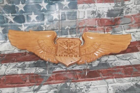 U.S. Air Force,  Navigator Wings, USAF,Air Force gifts, navigator wings, Air Force navigator, air force promotion retirement
