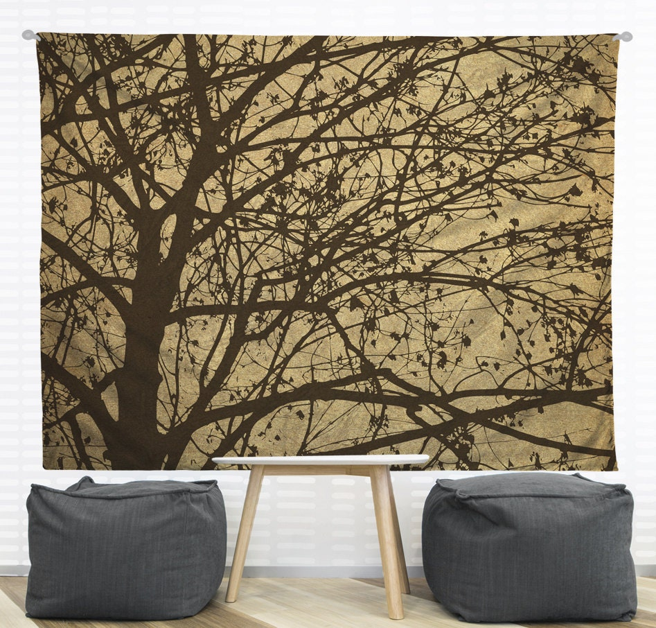 Decorative Wall Hanging Tapestry : Ljubljana weeping hanging wall tapestry home decor dorm