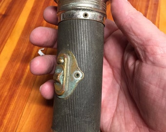 Antique Flashlight ~ Franco ~ Have No Idea If It Works