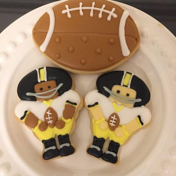 Football Cookies