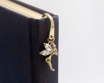 FREE SHIPPING,Tinker Bell bookmark,for all,Bookmarks,unique bookmark,Tinker Bell,Peter Pan,fairy tale,Wonderland