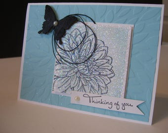 Thinking of You/Fun stampers Journey