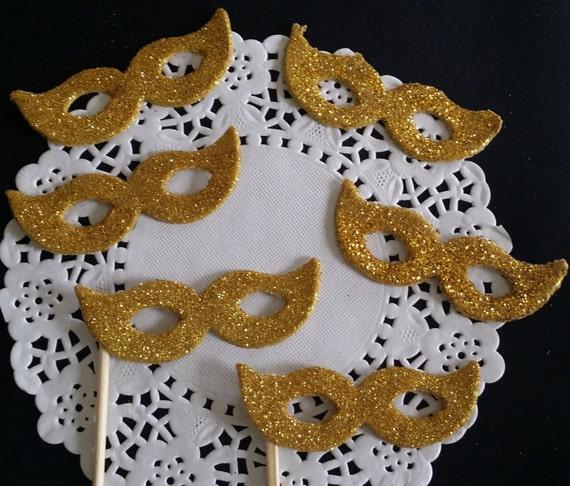 Masquerade Mask Favors Phantom Wedding Quincea Era Mask