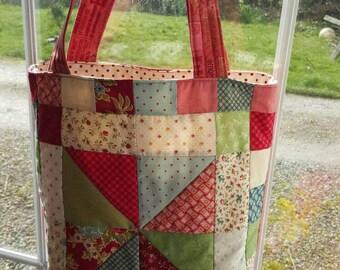 Bright Autumn Colours Tote Bag