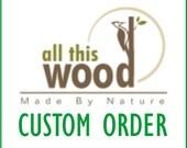 Custom listing for Elizabeth