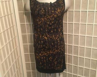 Betsey Johnson Altered Tunic or Mini Dress