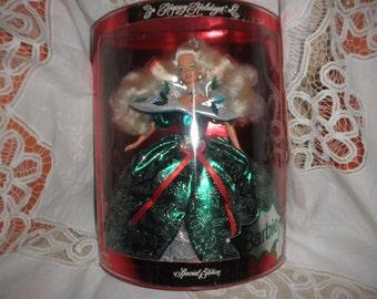 Barbie Special Edition Happy Hoidays