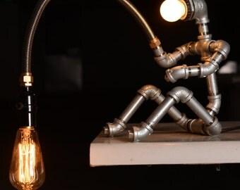 Industrial Lighting Etsy