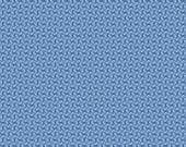 Juliette fabric, Penny Rose Studios, Blender in Blue (C5677-BLUE) -- By the Yard