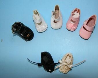 "40 mm Doll Shoes, Boneka 10 "" Doll shoes, Bleuette doll shoes, Expression 10"" Doll shoes, Heidi Plusczok doll shoes, Boneka shoes"