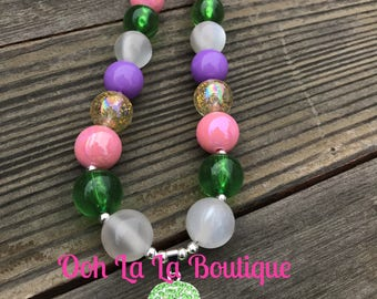 Girl Scouts Chunky Necklace
