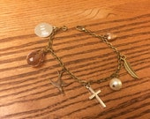 Custom-Made, Personalized Charm Bracelets