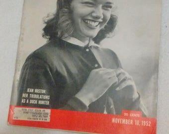 Life Magazine November 10 1952