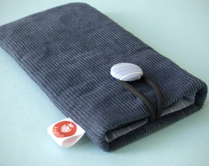 """Smartphone Cover for iPhone & Co. """"corduroy no. 3"""" (557)"""