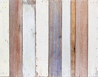 Weathered painted Wooden Floor Portrait Backdrops Newborns Photography Backdrop Colorful Wood Planks background for photoshoots XT-5660