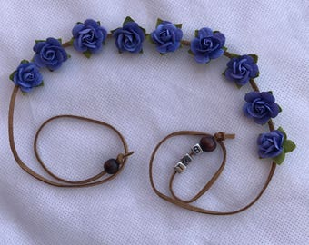 Flower headbands Flower Crown Coachella, Head Accessories