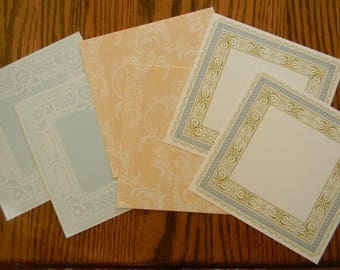 Anna Griffin Cardstock Layers (KIT 175)