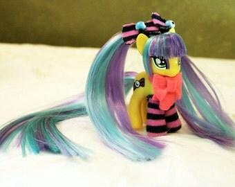 My Little Pony: FIM Equestria Girls Rainbow Rocks Pixel Pizzaz Custom