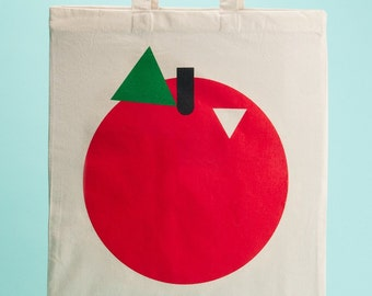 Apple Tote