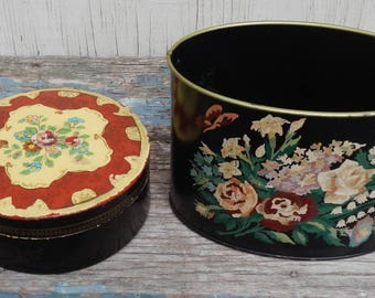 Lovely Vintage Floral Set!
