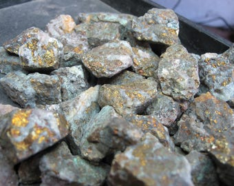 PYRITE PIECES Fool's Gold 3 lbs
