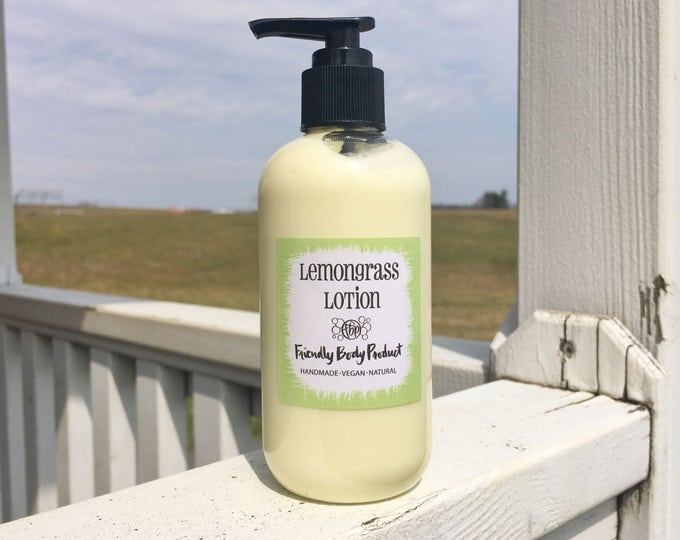 Lotion - Lemongrass Lotion
