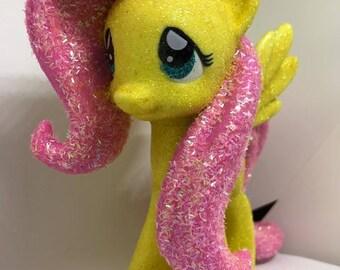 My Little Pony Friendship is Magic Fluttershy Custom Funko
