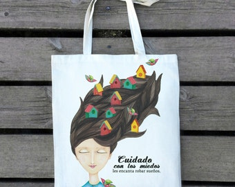 Bags illustrated GIRLS