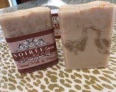 Reserved for Fran ~  Set of 4 Soaps plus 1 extra  ~ Oatmeal Milk and Honey