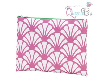 Shelly Zip Pouch - FREE Monogram