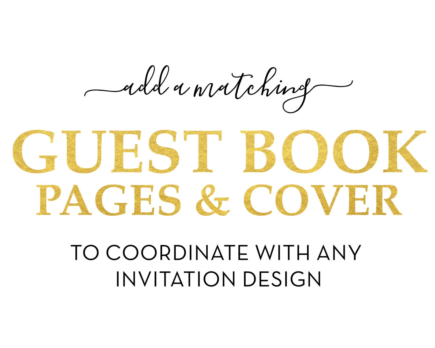 Guest Book Cover Printable : Printable guest book page and cover stationary bridal shower