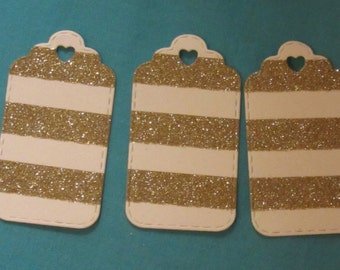 Set of 5 Gift Tags, Birthday tags, anniversary tags, wedding tags