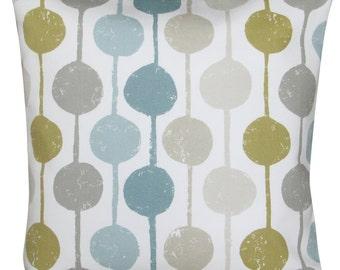 Scion Levande Taimi Blue Cushion Cover