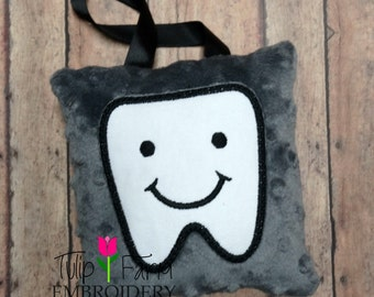 Tooth Fairy Pillow Ready To Ship, Minky Tooth Fairy Pillow, Tooth Fairy Pillow