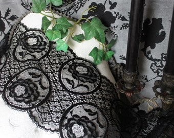 Lace,French lace, Supplies, flower lace